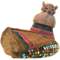 Native American Kachina Carving 33375