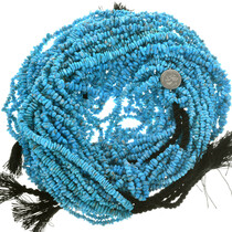 Kingman Turquoise Nugget Beads 31995