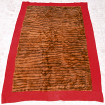 Vintage Mink Carriage Blanket 33390