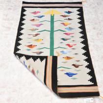 Hand Woven Navajo Wool Rug 33397