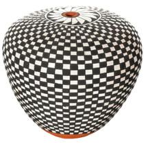 Vintage Acoma Eyedazzler Pottery 33506