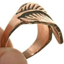 Feather Bypass Ring 33508