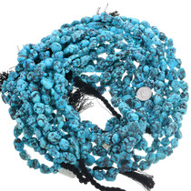 Large Turquoise Nugget Beads 33404