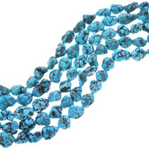 Natural High Grade Turquoise Beads 33407