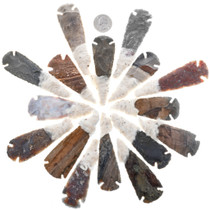 Indian Arrowheads 33520