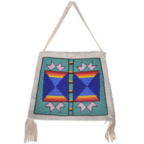 Vintage Native American Beaded Bag 33522