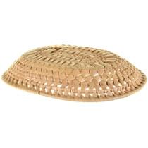 Houma Indian Hand Woven Basket 33531
