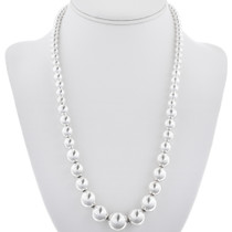 Navajo Desert Pearl Necklace 33532