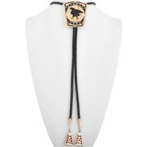 Native American Eagle Bolo Tie 33538