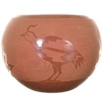 Vintage Santa Clara Redware Pottery 33553