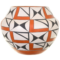 Native American Acoma Pottery 33557