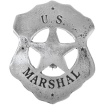 US Marshal Badge 33581