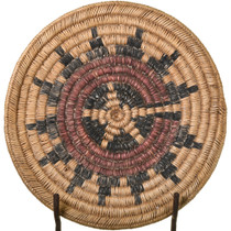 Vintage Navajo Wedding Ceremonial Basket 33614