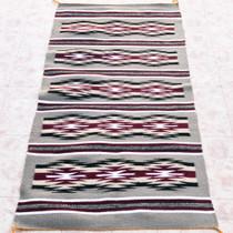 Navajo Classic Pattern Wool Rug 33649