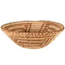 Pima Tribe Turtleback Pattern Bowl 33656
