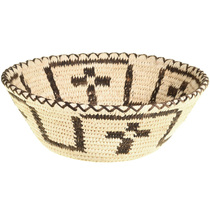Vintage Papago Indian Basket 33658