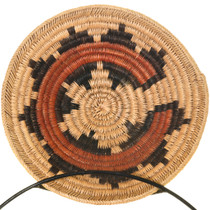 Vintage Navajo Wedding Basket 33659