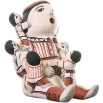 Native American Storyteller Pottery 33669