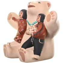 Vintage Native American Storyteller Doll 33682