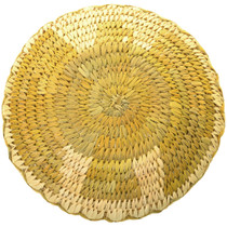 Native American Papago Tribe Basket Art 33688