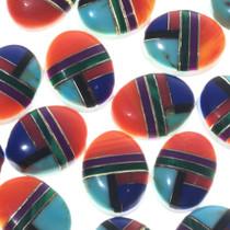 Mosaic Inlay Cabochons 33426