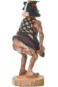 Ted Poola Hand Carved Kachina Artwork 33802