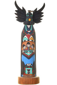 Vintage Hopi Crow Mother Kachina Doll 33803