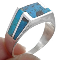 Native American Turquoise Ring 33811