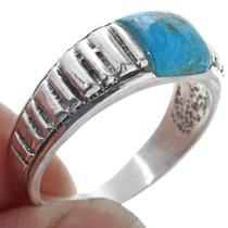 Southwestern Turquoise Ring 33813