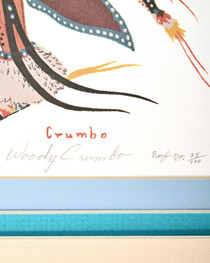 Woody Crumbo Limited Edition Print 33825