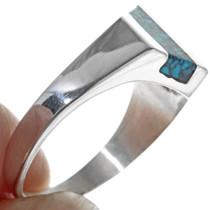 Modern Design Turquoise Ring 33841