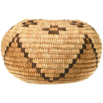 Authentic Native American Basket 33860