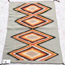 Vintage Navajo Wool Rug 33862