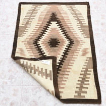 Authentic 1920s Navajo Rug 33864