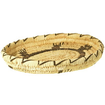 Papago Tribe Basket Weaving 33869