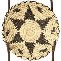 Vintage Tohono O'odham Basket 33872