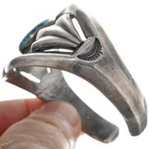 Genuine Bisbee Turquoise Bracelet 33884