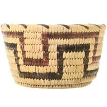 Papago Indian Hand Woven Bowl Basket 33885