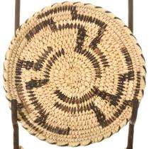 Vintage Papago Indian Basket 33887