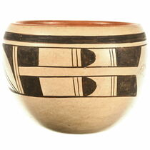 Vintage Authentic Native American Pottery 33894