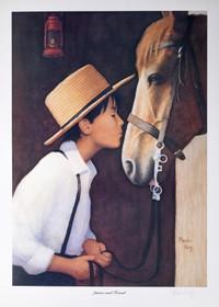 Marlin King Print Western Horse Print 33913