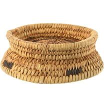 Vintage Papago Balancing Mat Basket 33915