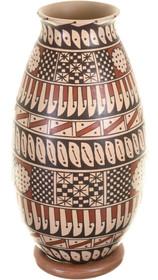 Mata Ortiz Polychrome Pottery Jar 33917
