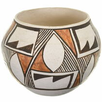 Vintage Acoma Pottery 33926