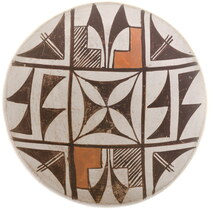 Vintage Acoma Pottery Bowl 33928