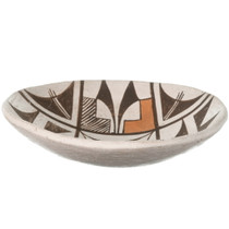 Traditional Acoma Tribe Polychrome Pottery 33928
