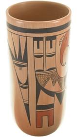 Vintage Hopi Pottery Vase 33930