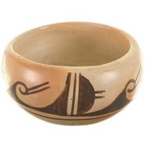 Vintage Hopi Pottery Bowl 33935