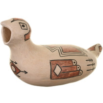 Vintage Duck Effigy Pottery 33938
