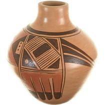 Vintage Hopi Tewa Seed Pot 33944